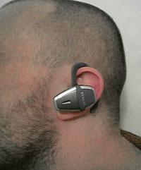 Bluetooth - Sony Ericsson HBH-GV435