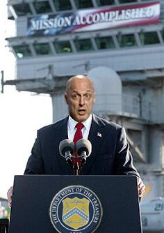 Paulson speaking