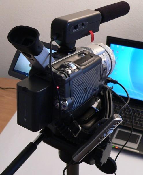 konecne s kamerou