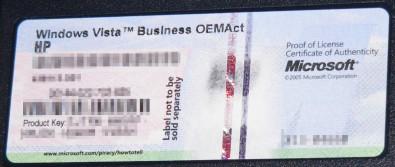 oem certifikat