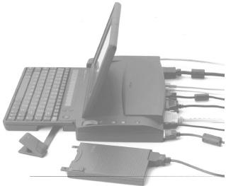 port-replikator
