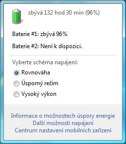 Výdrž baterie notebooku FS Lifebook S6410