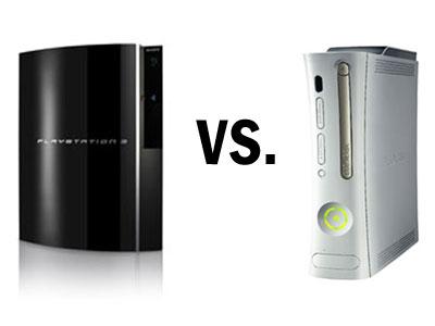 Playstation 3 vs. Xbox 360