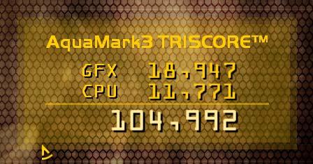 Aquamark3 s Forceware 81.82