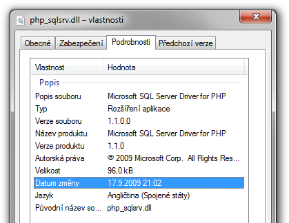 Download Microsoft Php Driver For Sql Server