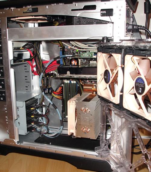 Adaptec 3405 a RAID-5 pole