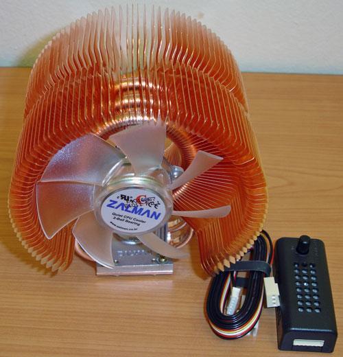 Zalman CPNS9500 LED foto 1