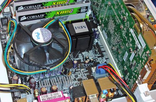 Intel chladič