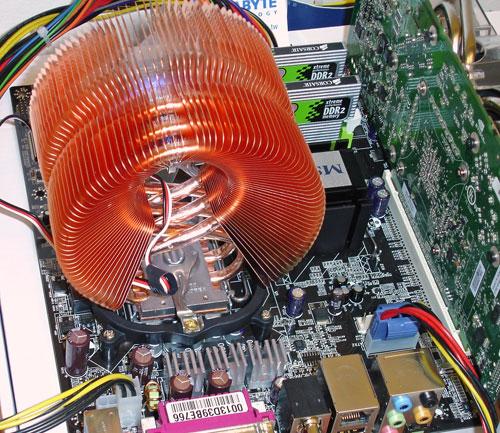 Zalman CPNS9500 LED