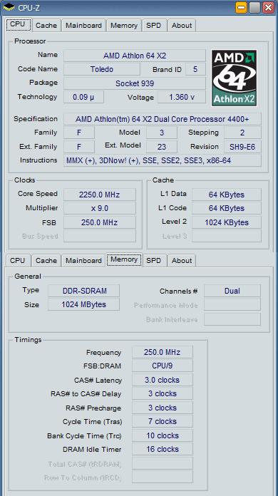 Kingmax Hardcore CPUZ