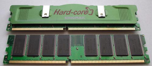Kingmax Hardcore DDR500
