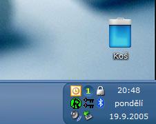 NVIDIA desktop ikona