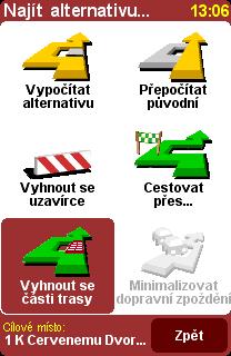 alternativa trasy
