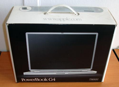 PowerBook krabice