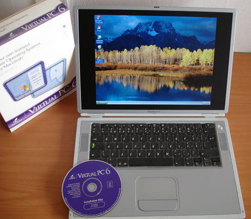 PowerBook Windows