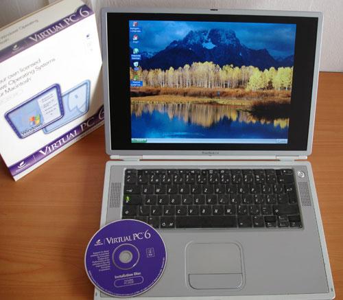 PowerBook Windows