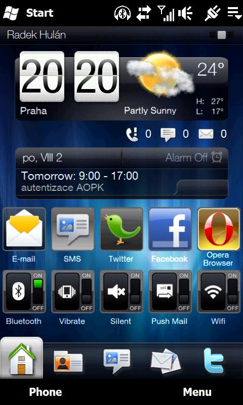 Takovéto množství informací na telefon s Androidem nedostanete