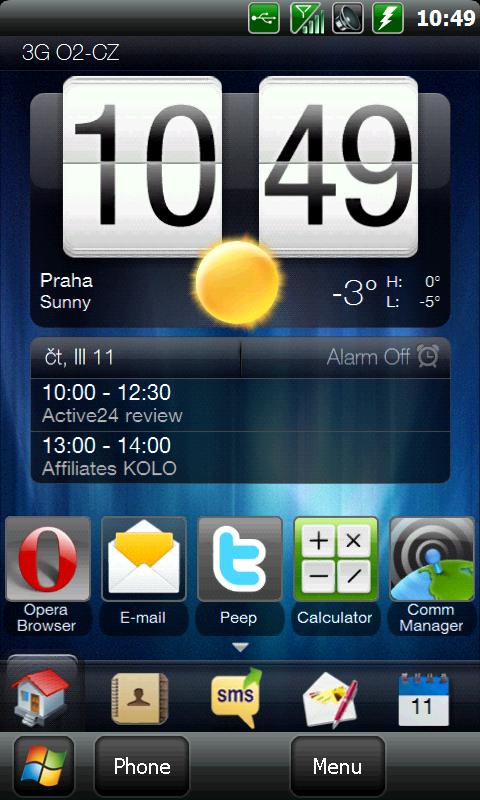 Miri ROM v7 pro HTC HD2