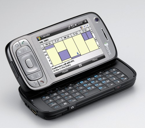 HTC Kaiser - božský telefon je na trhu
