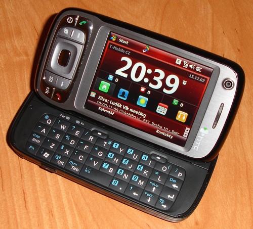 HTC TyTN II - nejlepší telefon současnosti