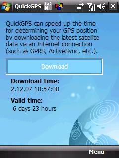 QuickGPS