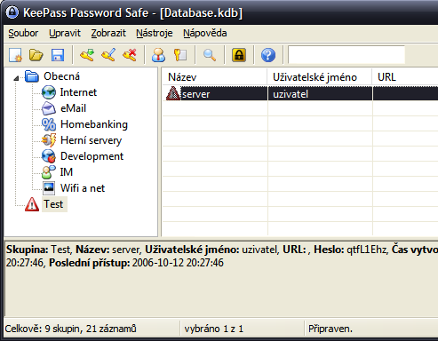 KeePass PC