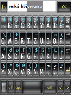 SPB Full Screen Keyboard