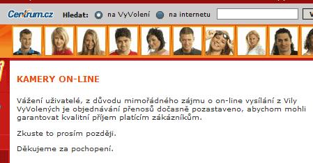 VyVolení Centrum.cz