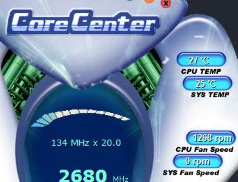 Intel teplota