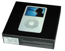 iPod balení