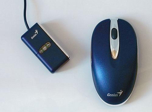 myš Genius