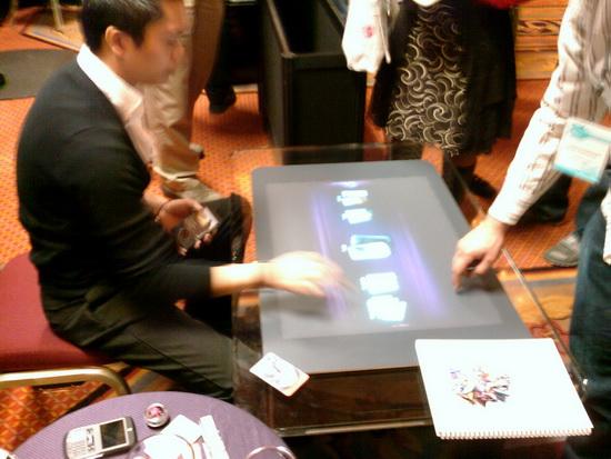 Microsoft Surface - tak s tímto bych si vydržel hrát celý den