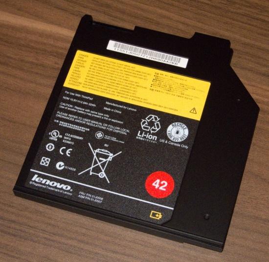 Lenovo Battery 42
