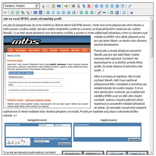 MTBS.cz editor článků