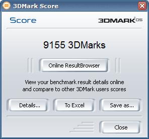 3DMark05 7800GTX
