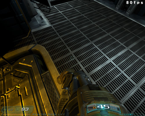Doom 3 screenshot 2