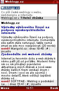 Weblogy.cz