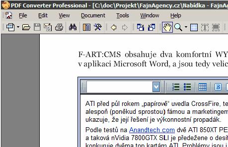 PDF Converter Professional 3