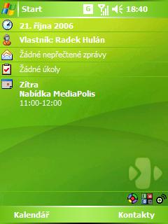 standardní HTC