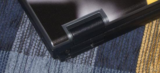 detail fólie