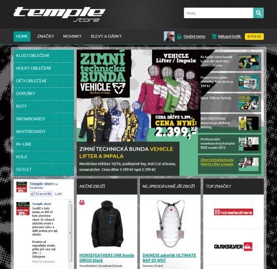 TempleStore.cz