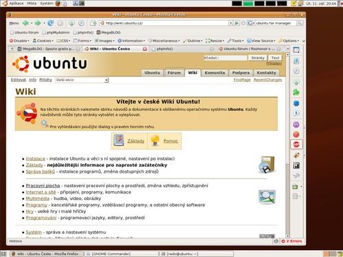 Ubuntu 7.04 x64 pod VMware