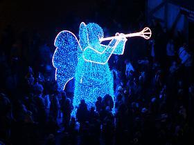 1. 12. 2007, 17.00 - Staroměstské náměstí, vánoční trhy
