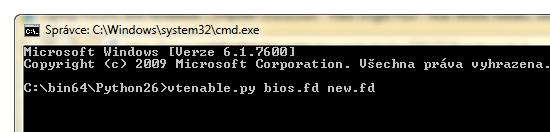 Python vtenable.py