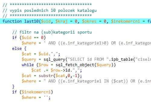 Consolas je zřejmě nejlepší font pro programátory