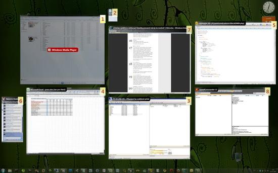 Switcher na Windows Vista x64