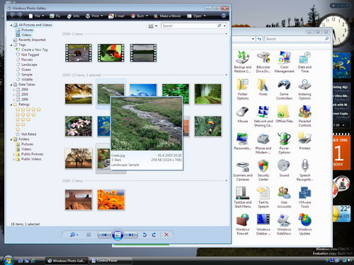 Vista - screenshot 1