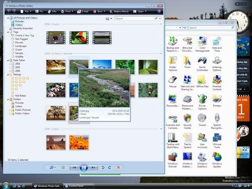 Vista - screenshot 1