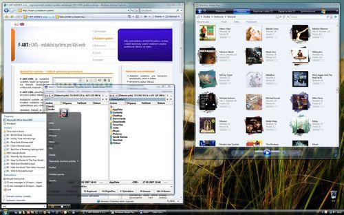 Microsoft Vista Ultimate x64