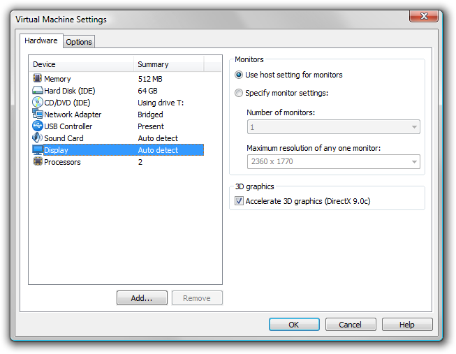 akcelerace DirectX 9.0c